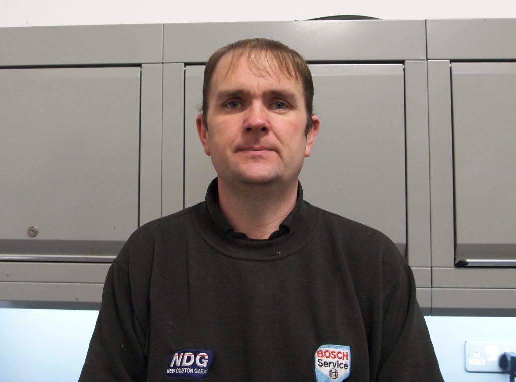 Graham Osgood